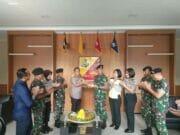 HUT TNI Ke-73, Polri Bersinergi Dan Solid Bersama TNI