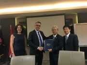 UPH Luncurkan 'New Science and Engineering Partnership Program' dengan La Trobe University, Australia