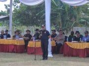 Sachrudin Buka Jambore Pokdarkamtibmas di Situ Cipondoh