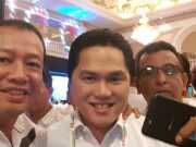 Tim Kampanye Joko widodo - Ma'ruf Amin Kota Tangerang Ikut Rakernas TKN KIK di Surabaya