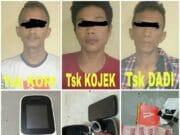 Polisi Tangkap Kelompok Pengedar Sabu