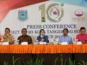 Airin : Ayo Meramaikan HUT Kota Tangerang Selatan