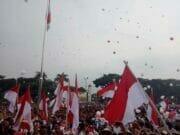 Kirab Merah Putih, Kapolda : Masyarakat Banten Siap Mempertahankan NKRI