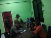 Langgar Perda, 2 Agen Miras dan 7 PSK Digelandang Satpol PP Kota Tangerang