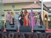 Ada Lomba Fashion Design Batik di Festival Budaya Nusantara 2 Kota Tangerang