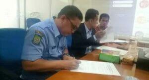 Komisi Informasi Banten Apresiasi SMS Gateways PDAM TB Kota Tangerang