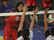 PGN Livoli 2018 : Putra Putri Mabes TNI Ke Semifinal