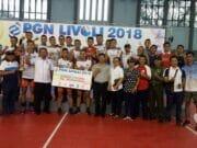 Tim Putri Vita Dan Putra TNI AL Juara Divisi 1 PGN Livoli 2018
