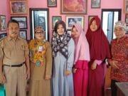 UPT Dinas Pendidikan Tinjau Yayasan Al-Ikhlas