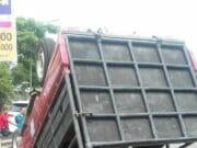 Pick Up Pembawa Rombongan Santri Alami Kecelakaan di GLC