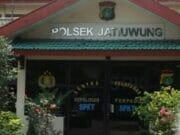 Hendak Ditarik Paksa Debt Collector, Polsek Jatiuwung Amankan Kendaraan R4