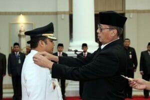 Arif-Sachrudin Kembali Nahkodai Kota Tangerang