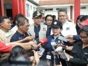Menkes dan Wagub Banten Kunjungi RSUD Berkah