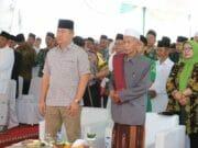 Kapolda Banten Hadiri Maulid Nabi Muhammad SAW Dan Mukerwil PWNU Banten