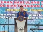 HUT Polairud Ke 68 Kapolda Banten
