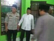 Silaturahmi Polsek Karawaci, Wakapolsek : Lapor Polisi Jika Ada Gangguan