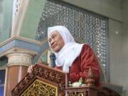 Kapolda Banten Brigjen Pol. Tomsi Tohir Haul Akbar Syekh Abdul Qodir Jailani di Cilongok