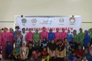 Bhayangkari Banten Perduli Tsunami
