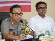 Catatan Akhir Tahun 2018: Kejahatan di Kota Tangerang Mengalami Penurunan