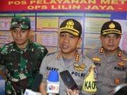 Jelang Pergantian Tahun, 1.089 Polisi Siaga Amankan Kota Tangerang