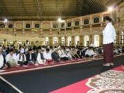 Doa dan Dzikir Bersama, Wakapolda Banten: Semangat Untuk Korban Tsunami