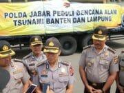 Polda Banten Terima Bantuan Polda Jabar