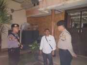 Dit Samapta Polda Banten lakukan pengamanan Kantor Bawaslu