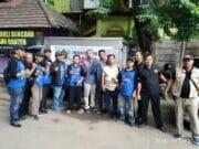 JTR Kirim Langsung Bantuan Korban Tsunami Banten