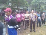 Dihentikan Polisi, Supporter LBV Terus Berdatangan di Perayaan HUT Ke-17