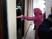 Peresmian Gedung Bhayangkari Pagedangan, Jaga Kekompakan