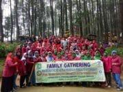 Family Gathering TKSK dan PSM, Diharap Tingkatkan Pelayanan Bagi PMKS