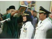 Bupati dan Wakil Bupati Lebak 2019 - 2024 Dilantik di KP3B