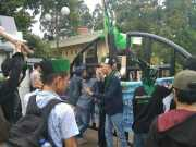 Demo HMI, Minta APBD Pemkot Tangerang Tepat Sasaran
