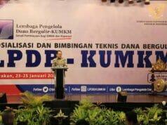 LPDB Targetkan Penyaluran Dana Bergulir 2019 Rp 1,5 Triliun