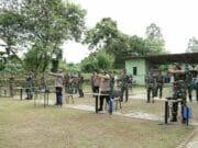 Hadapi Pilpres, Arhanud 1/1 Kostrad Gelar Latihan Gabungan
