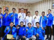 H. Sachrudin Menerima Audiensi Pengurus DPD KNPI Kota Tangerang