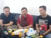 Terkait Insiden Penamparan, Sat Pol PP Kunjungi PWI Kota Tangerang