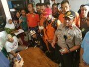 Bocah Hilang Terseret Arus Banjir di Tangerang Ditemukan