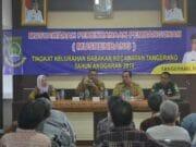 Kelurahan Babakan Utus 8 Delegasi di Musrenbang Tingkat Kecamatan