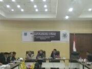 Ucapan Kasar Ketua DPRD Tangsel Pada Wartawan Diakhiri Dengan Kata Maaf