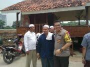 Kapolres Metro Tangerang Kota Sambangi Kediaman Tokoh Agama