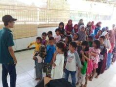 Menggelar Buku, Menggelar Harapan Anak-anak Desa