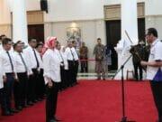 Airin Rachmi Diany Resmi Dilantik Menjadi Ketua ICSB Provinsi Banten