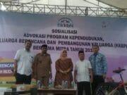 Bersama Mitra 2019, BKKBN Banten Gelar Sosialisasi Advokasi KKBPK