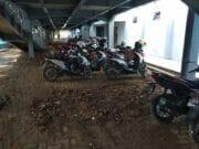 Pekerjaan Kontraktor Pembangunan Gedung Parkir GOR Dimyati Dinilai Asal Asalan
