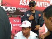 Kampanye Perdana di Kota Tangerang, TKD Klaim 70 Persen Menang