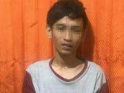 Jambret Handphone Pemuda ini Digelandang Polisi
