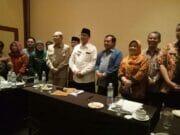 Wahidin Halim Terima Kunjungan Reses Komisi II DPR RI