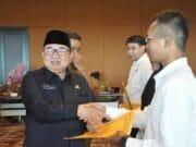 269 CPNS Banten Dapat SK, Pj Sekda Tunjukan Kinerja Terbaik