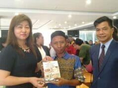 Bae Jasa, 1.000 Kaca Mata Dibagikan di Grand Opening Hotel Pakons